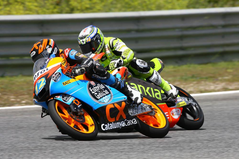 La carrera deportiva de Álex Márquez en fotos