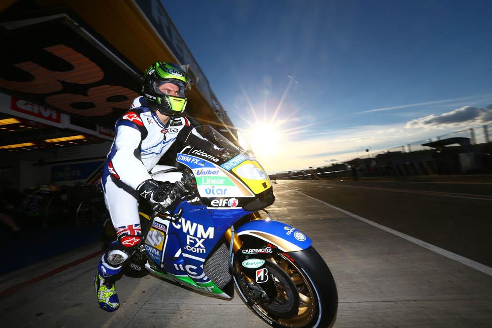 Comienza la pretemporada 2015 de MotoGP