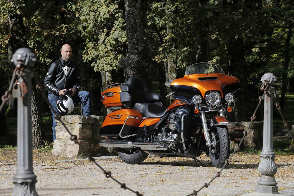 Prueba Harley-Davidson Electra Glide Ultra Limited Low. Fotos
