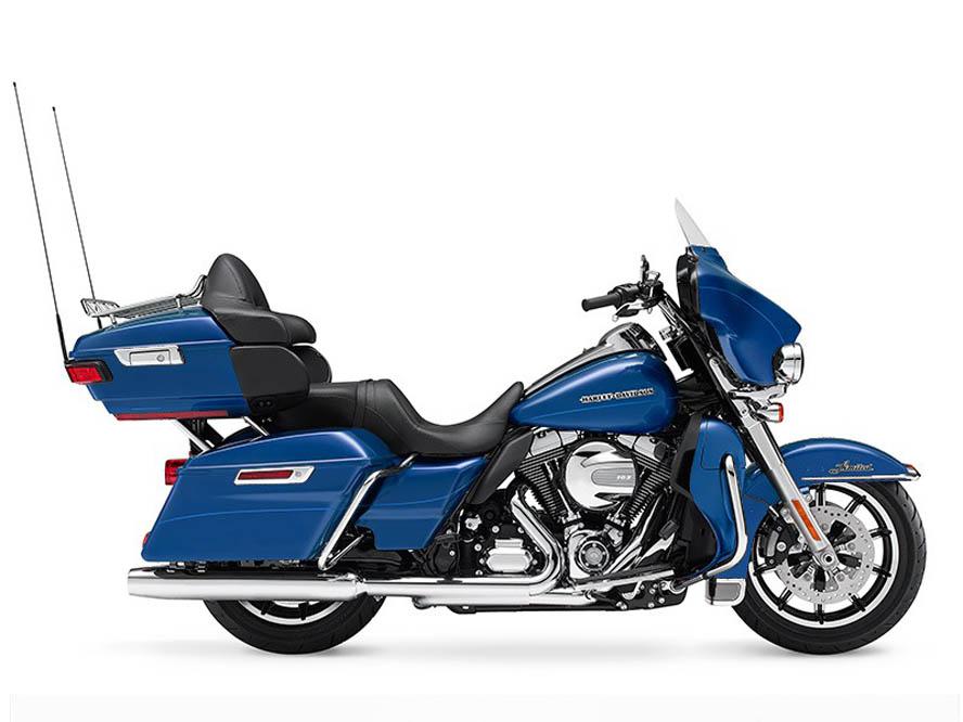 Harley-Davidson Electra Glide Ultra Limited Low. Fotos