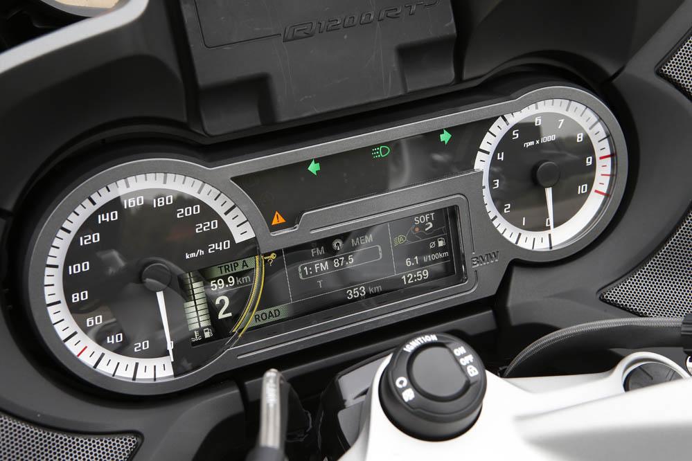 Comparativa BMW R 1200 GS- BMW R 1200 RT. Galería