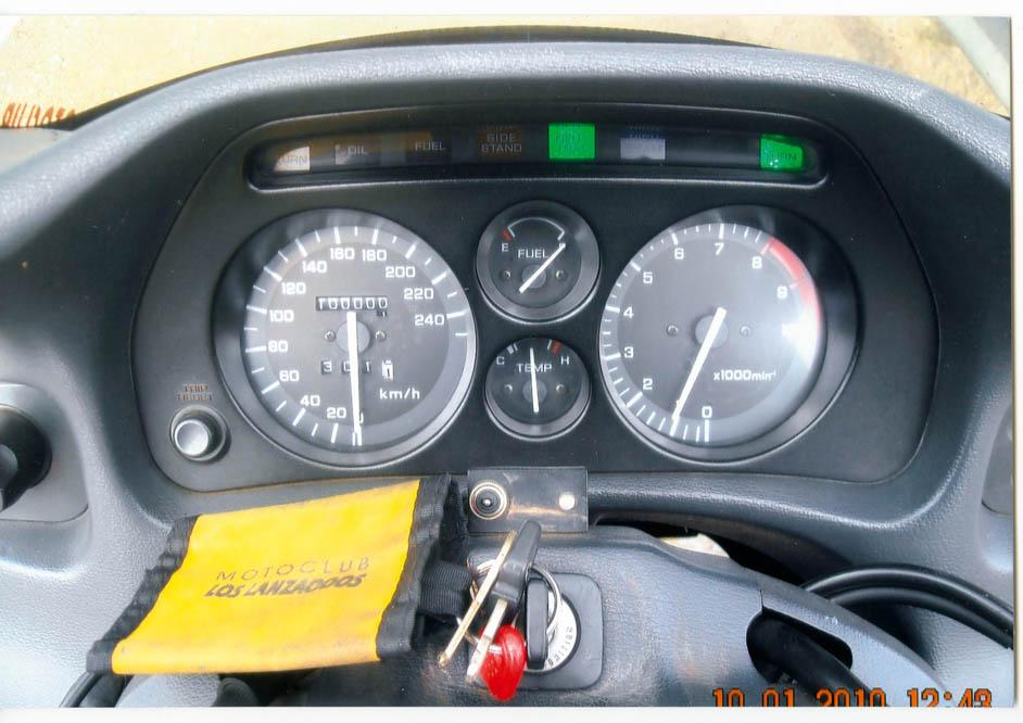 Objetivo 100.000 Honda ST 1100 Paneuropean. Galería