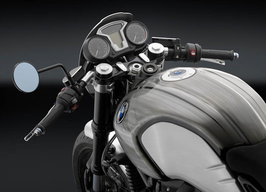 Accesorios Rizoma BMW R nineT. Fotos