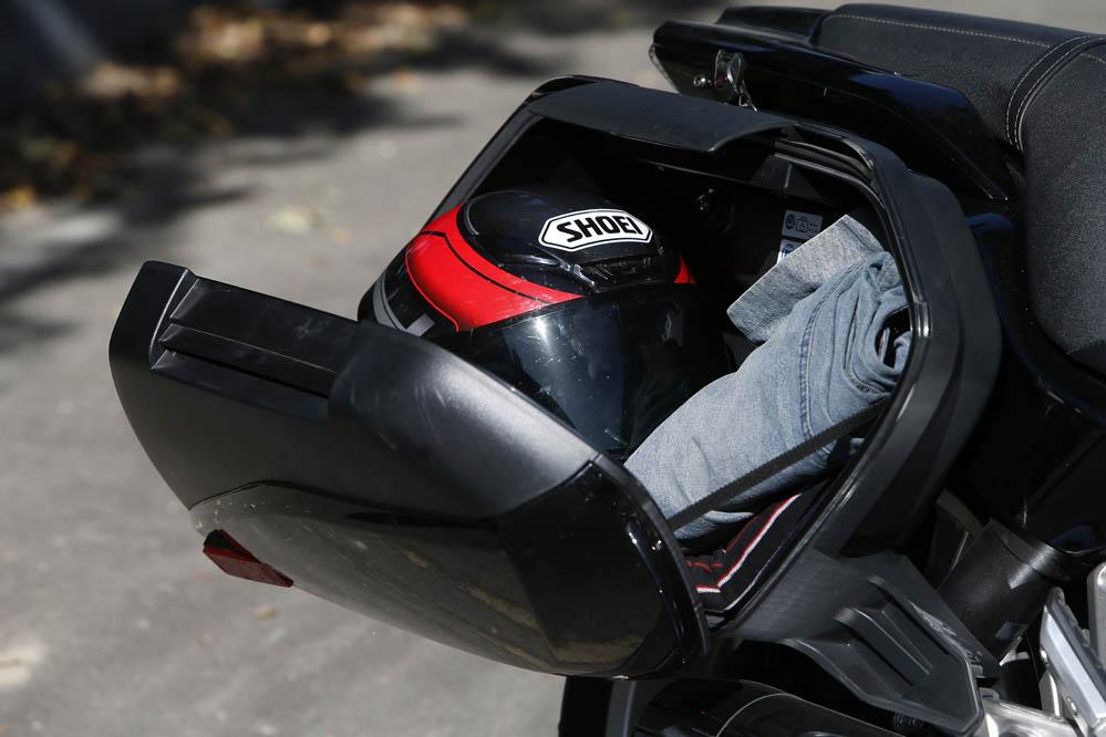 Prueba de la Honda CTX 1300. Imágenes