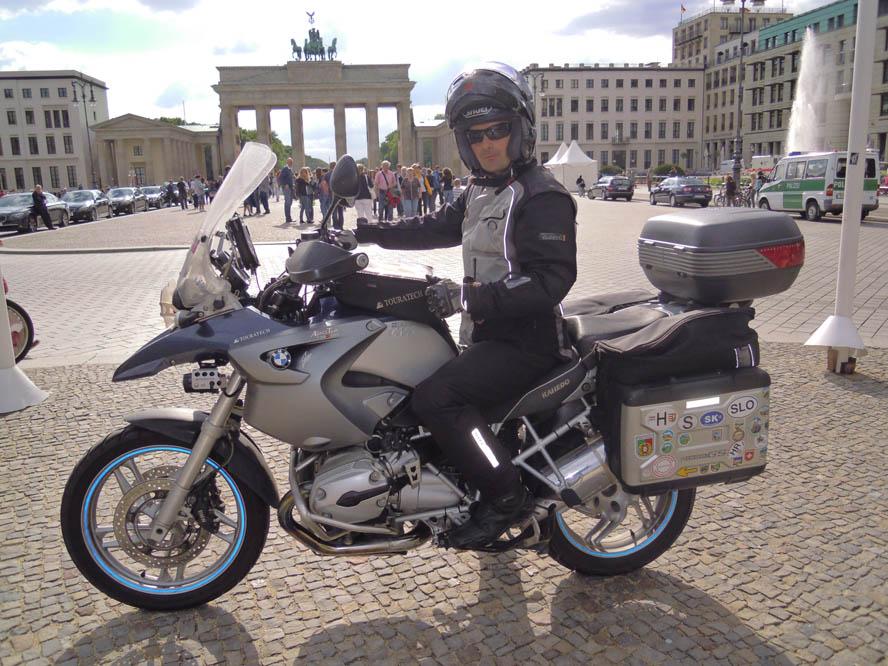Objetivo 100.000: BMW R 1200 GS
