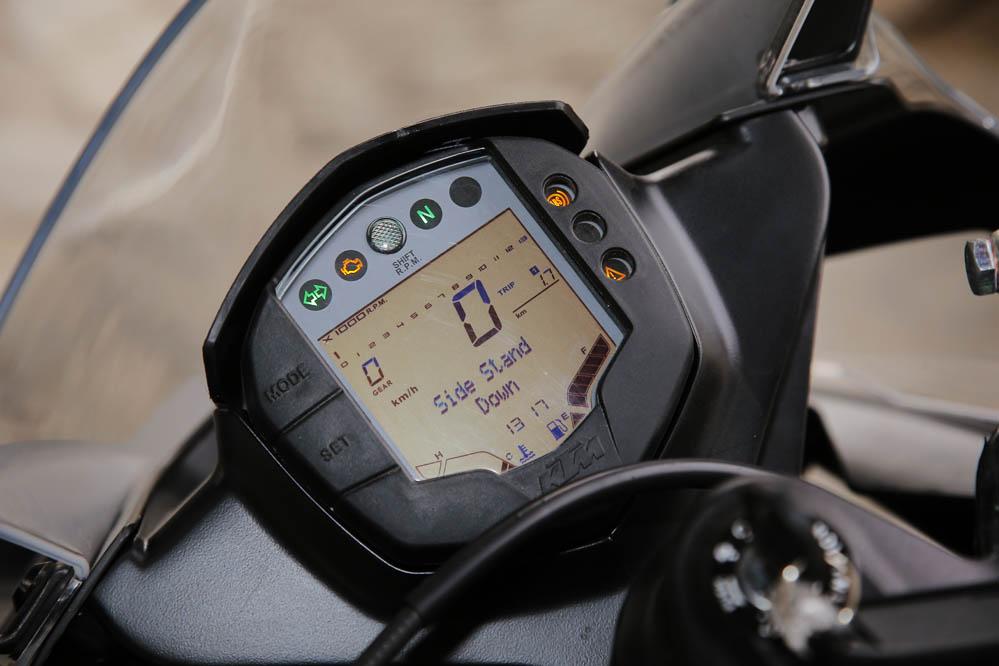 Prueba de la KTM RC 125. Galería