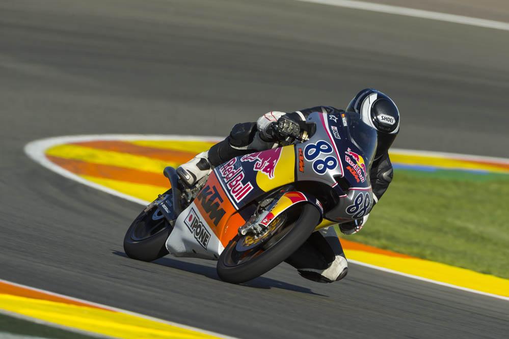 KTM Moto3. Galería