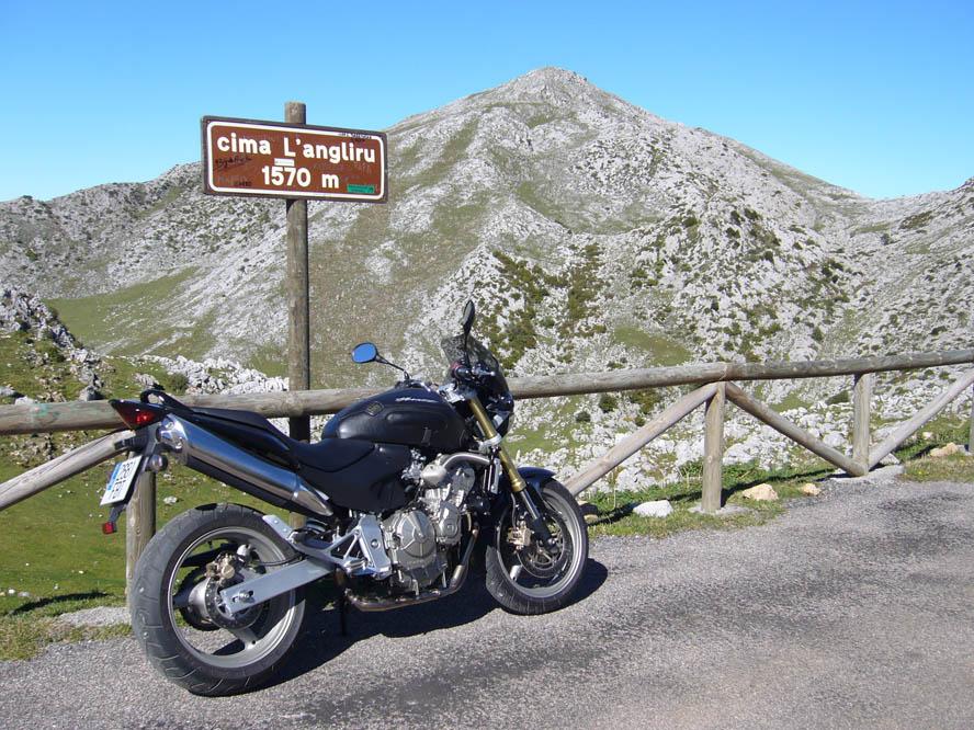 Objetivo 100.000: Honda CB600 F Hornet. Galería.