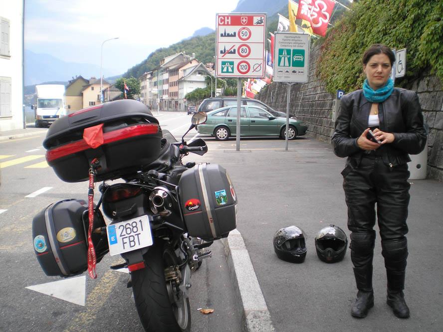 Objetivo 100.000: Honda CB600 F Hornet. Galería