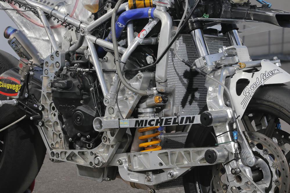 Prueba de La Moto2. Galería