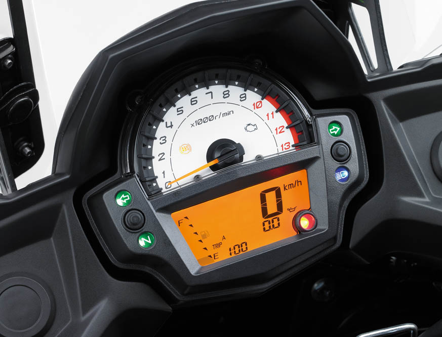 Prueba de Kawasaki Versys 650. Galería