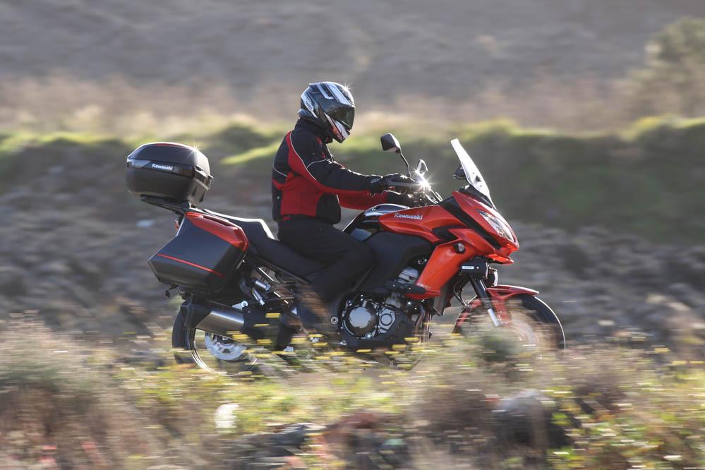 Kawasaki Versys 1000. Galería