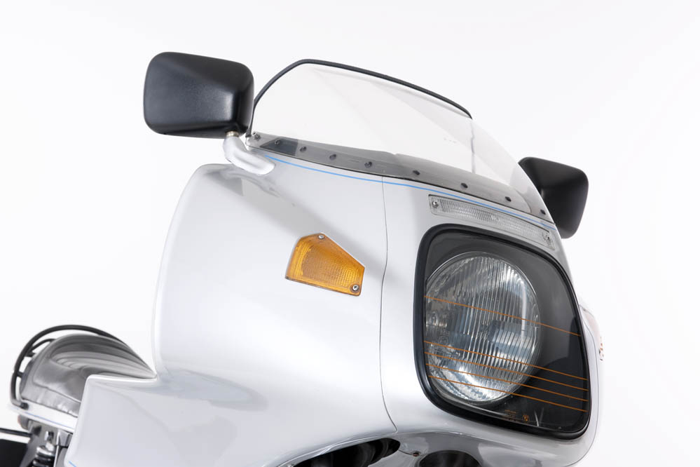 Moto clásica: BMW R100RS. Galería