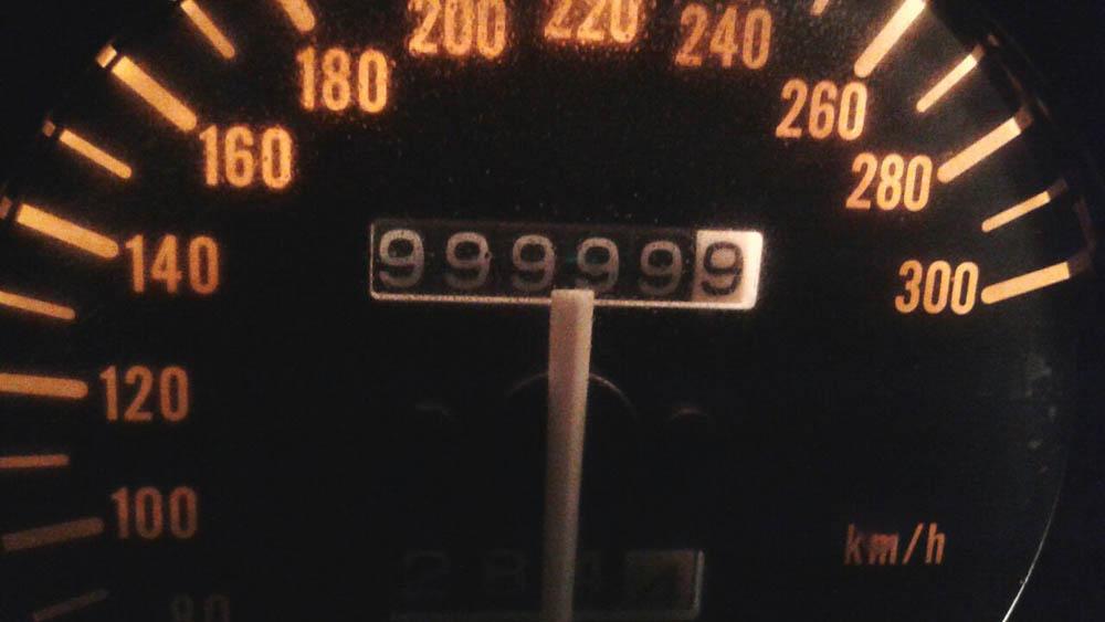 Objetivo 100.000: Yamaha YZF600R. Galería