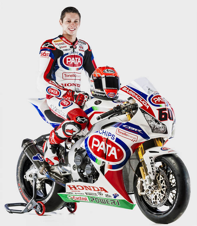 Michael van de Mark debuta en Superbike