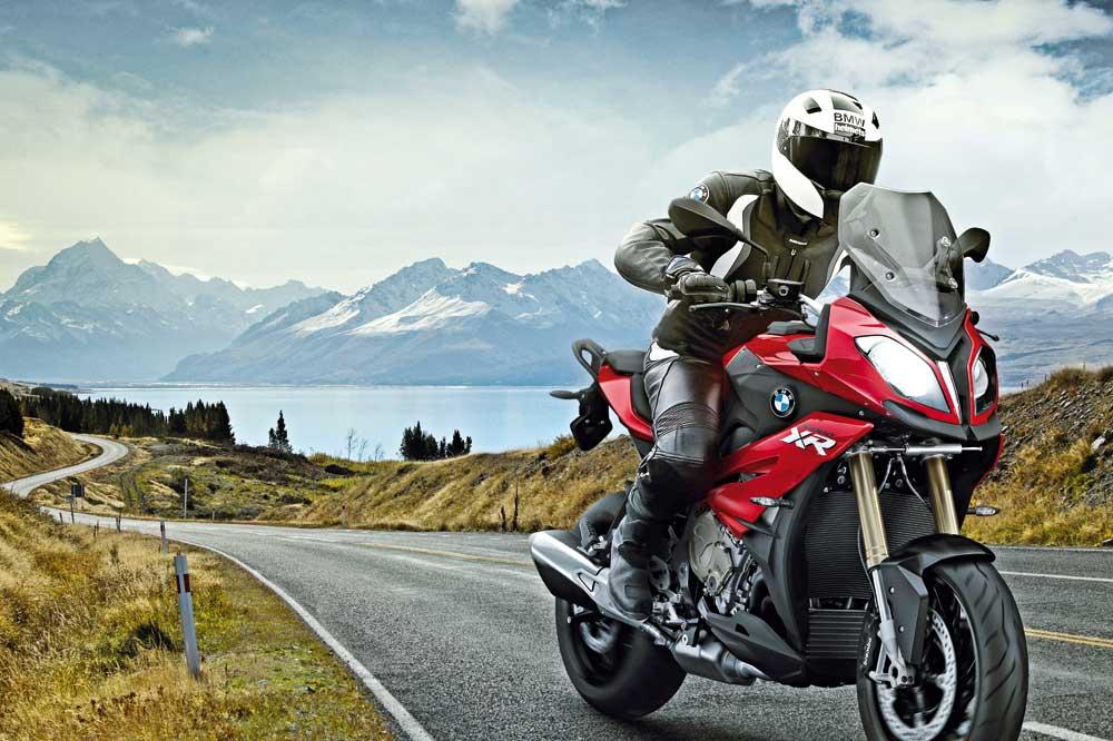 BMW S 1000 XR. Foto: Motociclismo.es