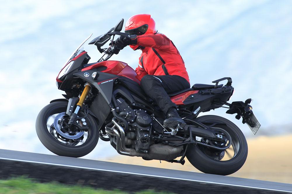 Yamaha MT-09 Tracer. Foto: Motociclismo.es