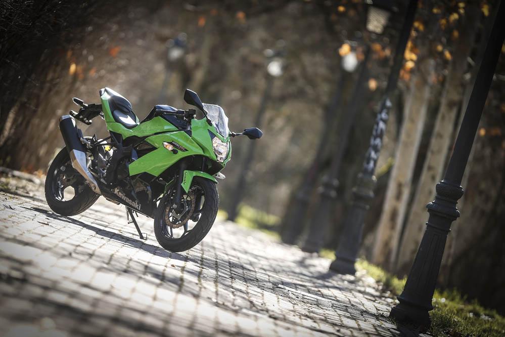 Prueba de la Kawasaki Ninja 250SL. Galería