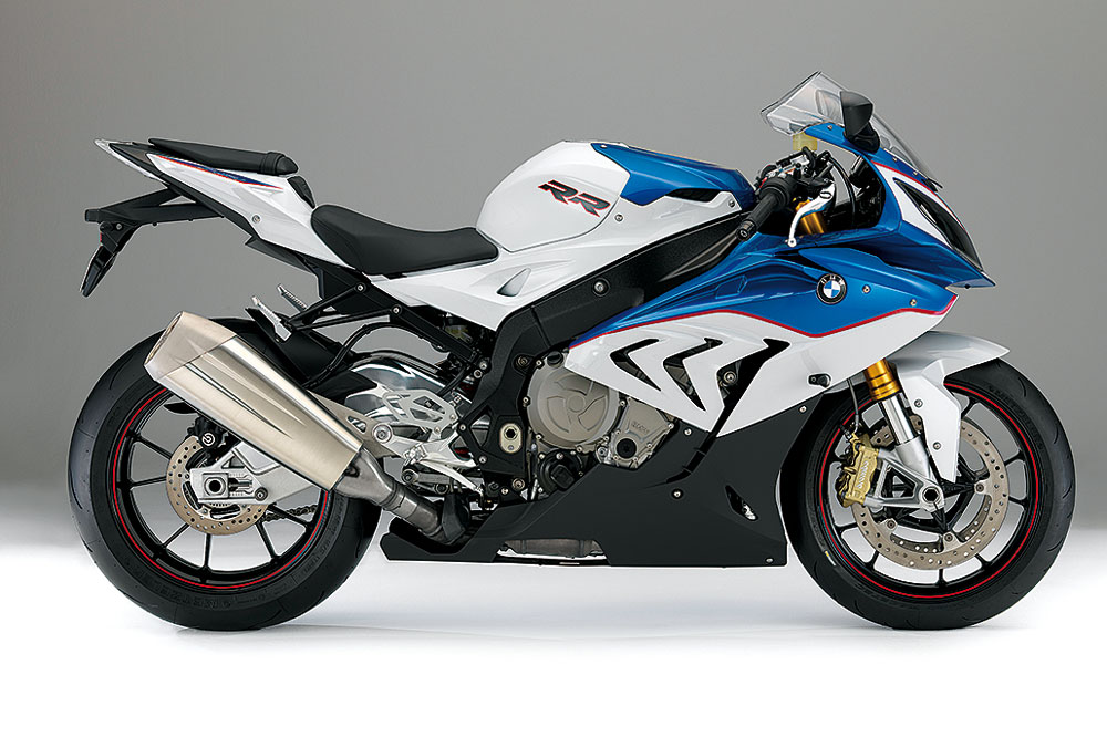 Cinco superbike de 200 CV