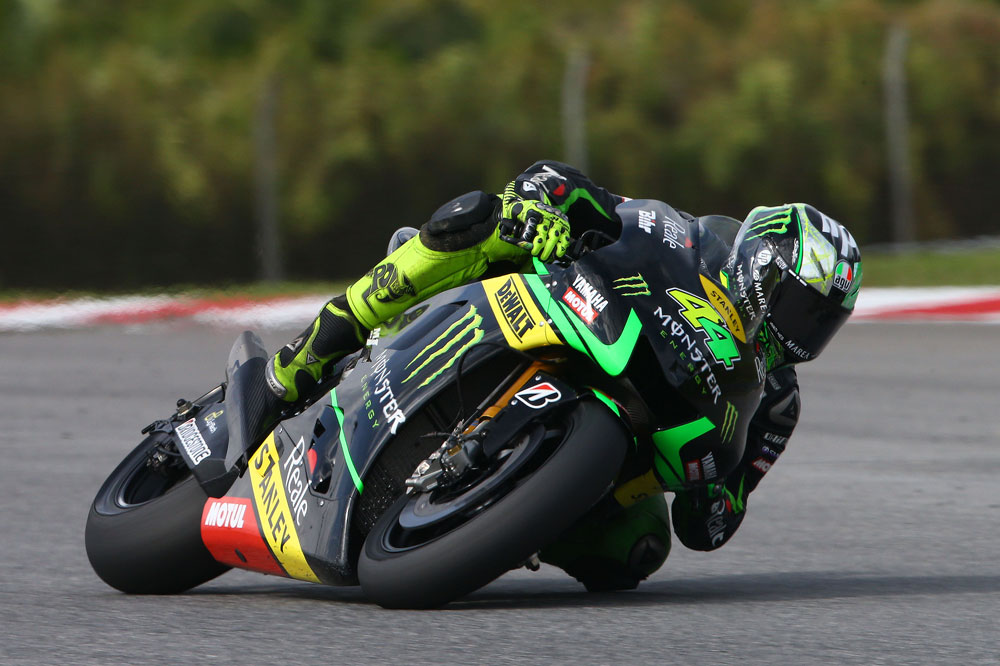 Segundo día de test de MotoGP en Sepang
