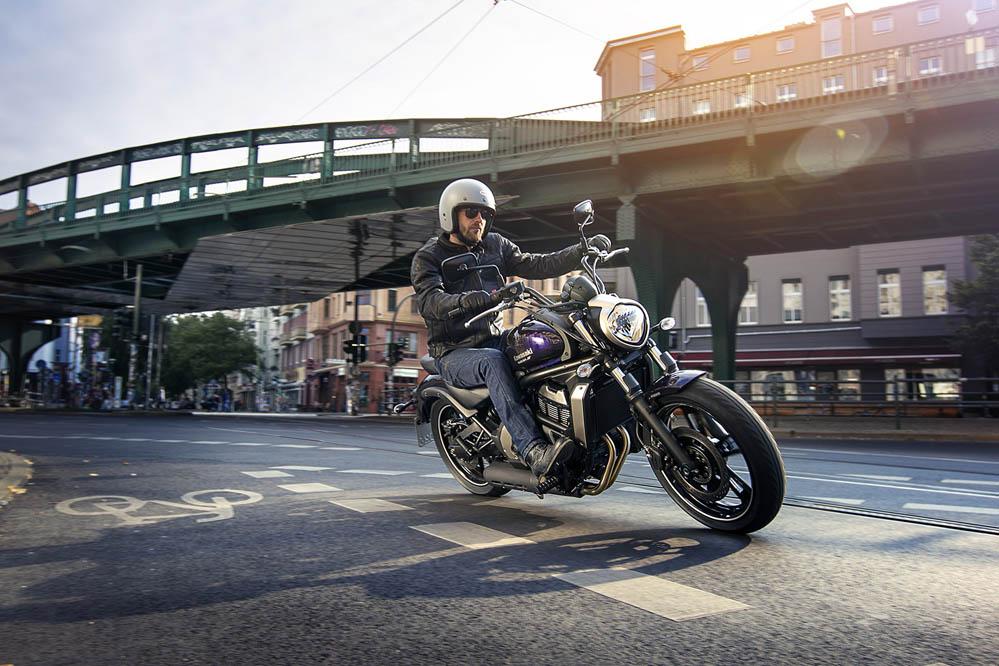 Kawasaki Vulcan S. Galería de fotos