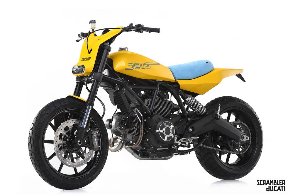 Ducati Scrambler customizadas