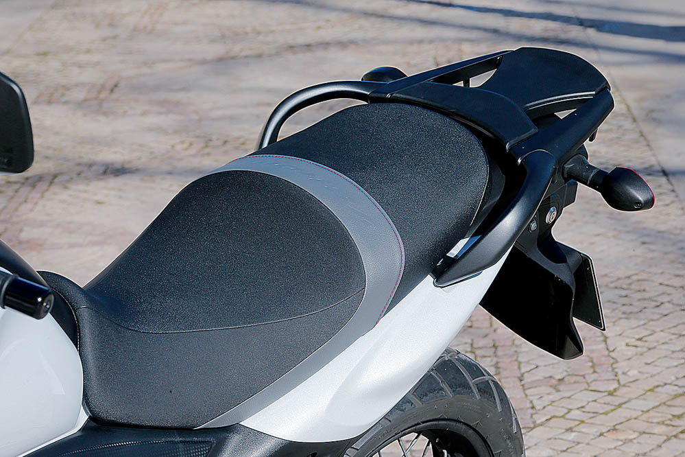 Prueba de la Suzuki V-Strom 650 XT ABS. Galería