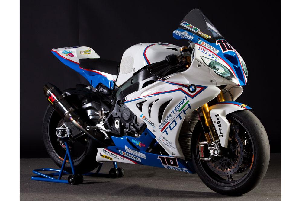 Las motos del Mundial de Superbike 2015. Fotos
