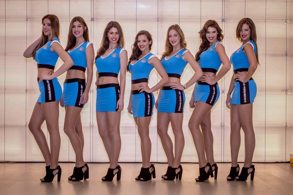 Presentación equipos Estrella Galicia 0,0. Fotos