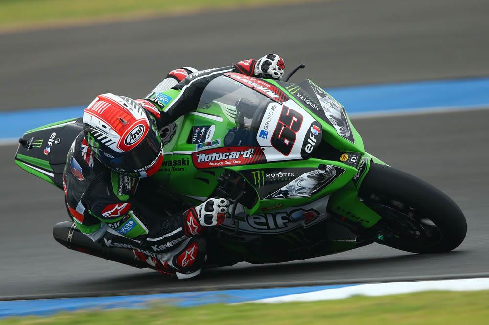 Las fotos de las Superbike en Tailandia 2015