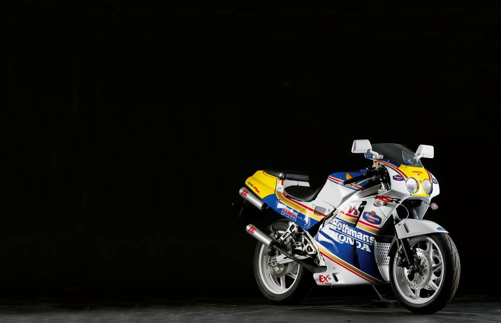 Moto Clásica: Honda NS400R. Galería