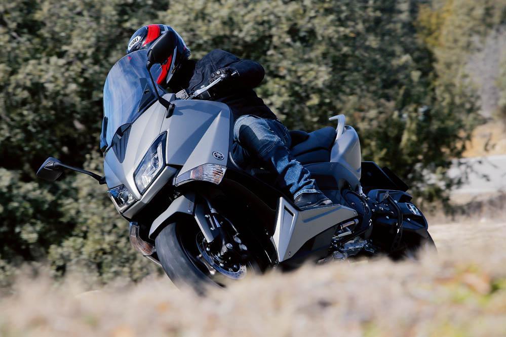 Prueba del Yamaha T-MAX 530 2015. Galería