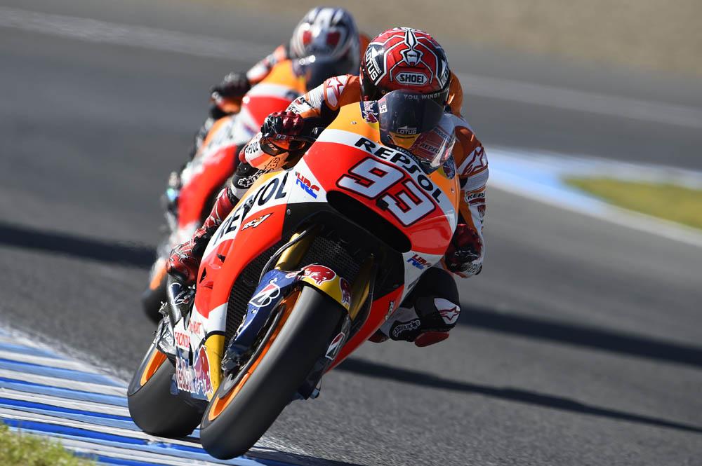 Las fotos de MotoGP en Jerez