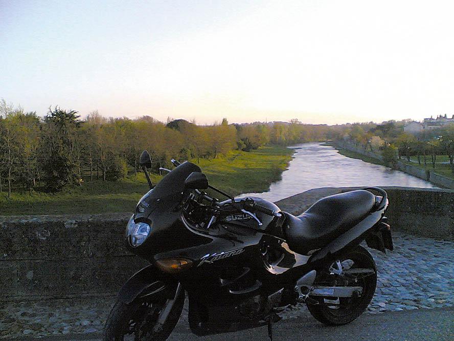 Objetivo 100.000: Suzuki GSX-750F