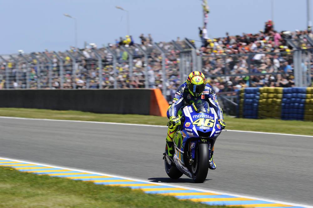 Imágenes de MotoGP en el GP de Francia