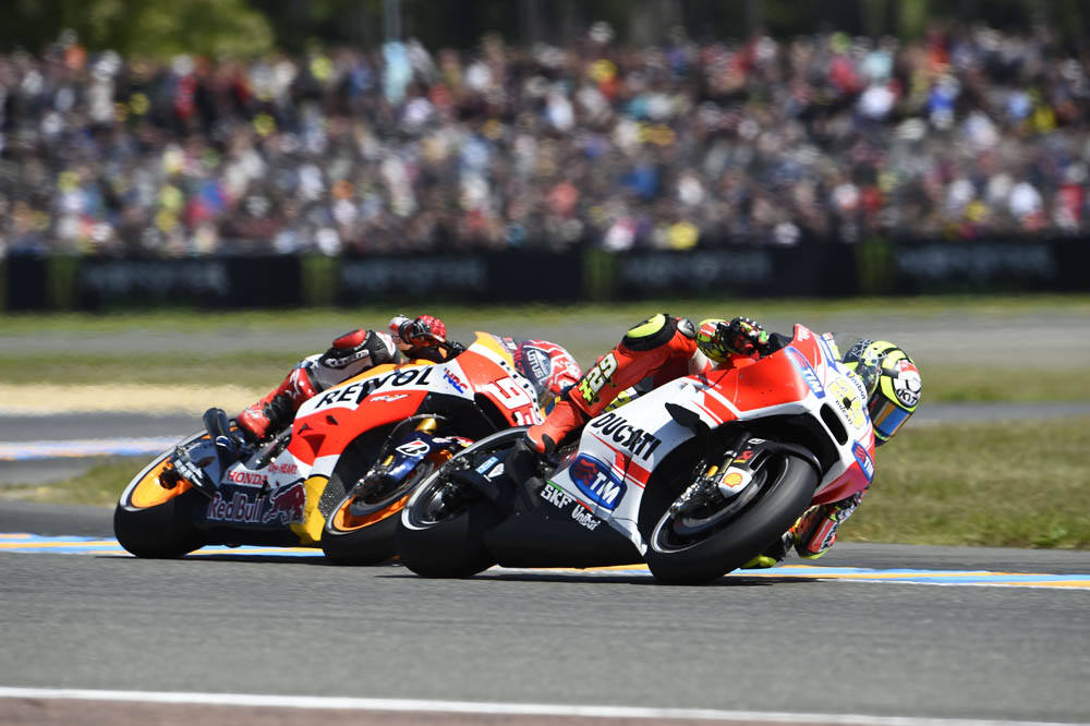 Imágenes del GP de Francia en Le Mans