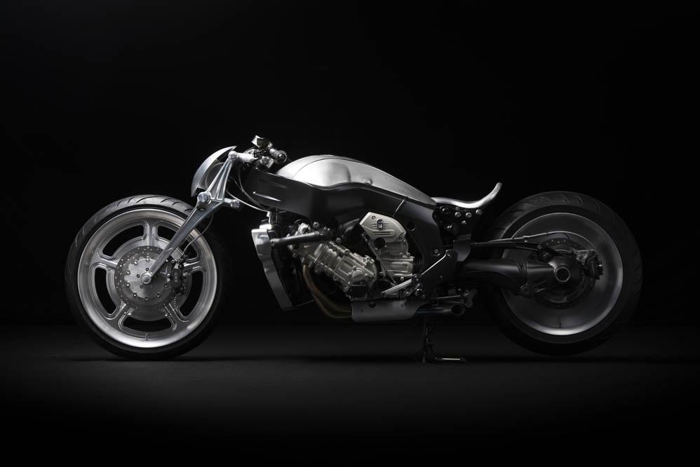 Preparaciones BMW K 1600 GTL Project. Galería