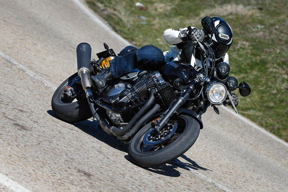 Comparativa Honda CB1100EX-Yamaha XJR1300. Galería