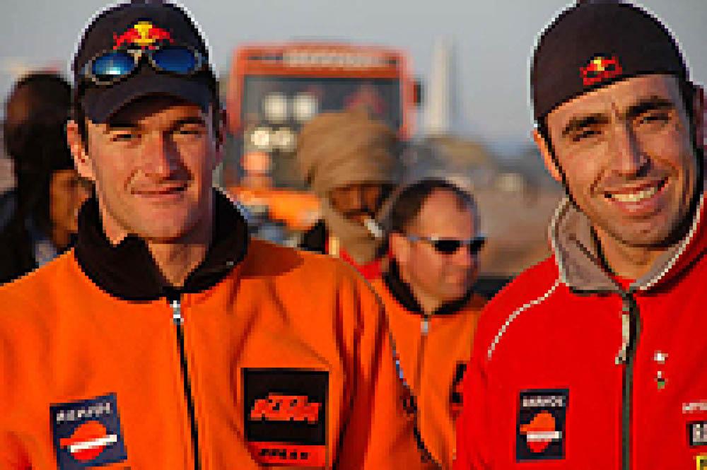 La carrera deportiva de Marc Coma en fotos