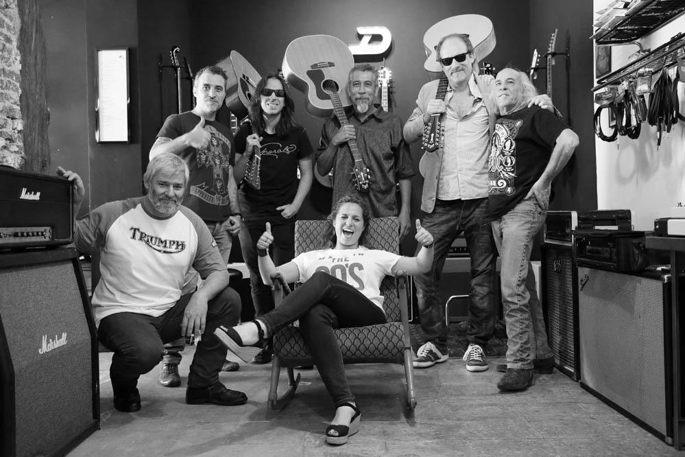 Un día con RockFM en imágenes