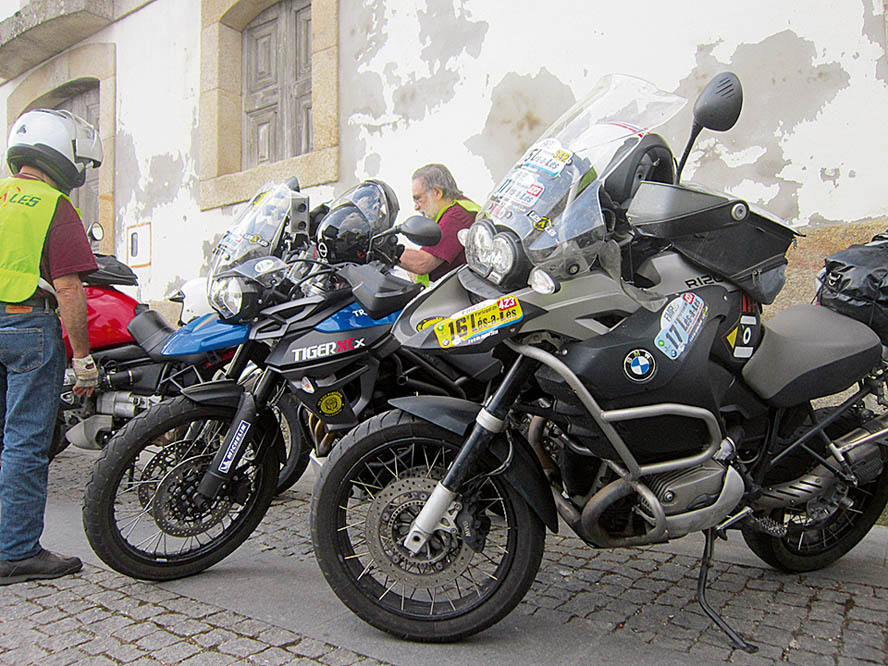 17º edición del Rally Lés-a-Lés. Galería