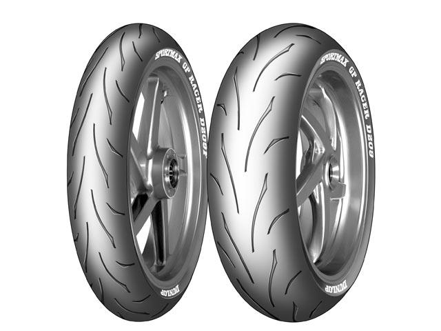 Dunlop Qualifier RR y GP Racer