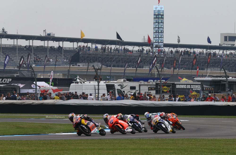 GP Indianápolis Moto3. Fotos