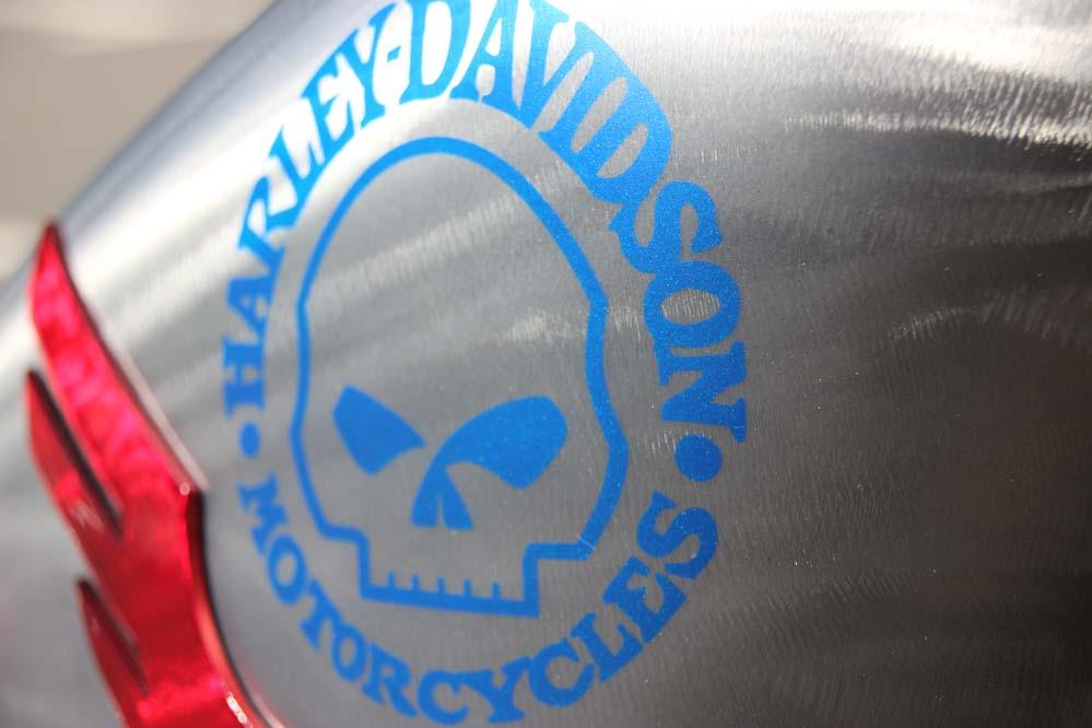 Harley-Davidson Sportster Nightster Rock FM