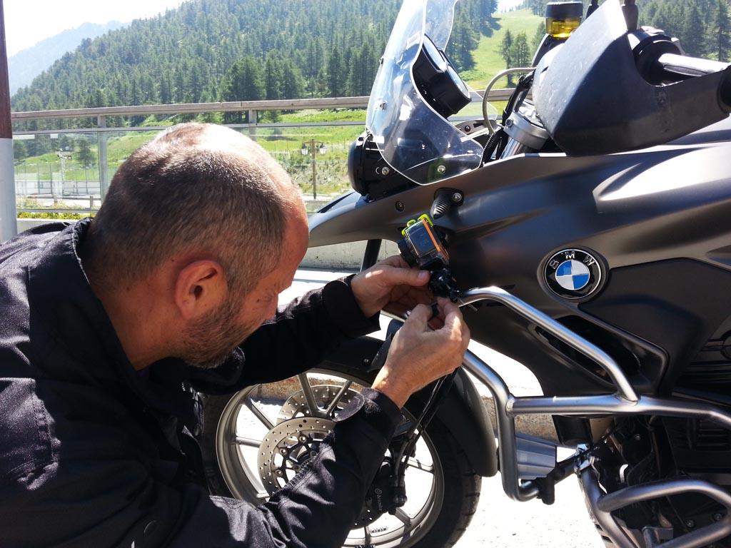 Este de Europa en moto