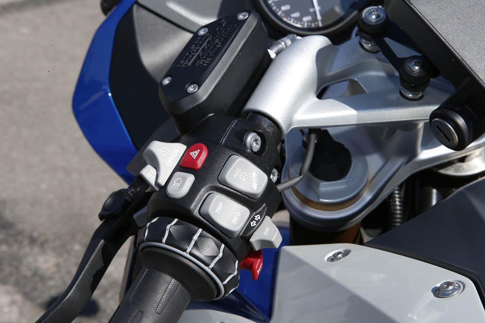Prueba de la BMW R 1200 RS