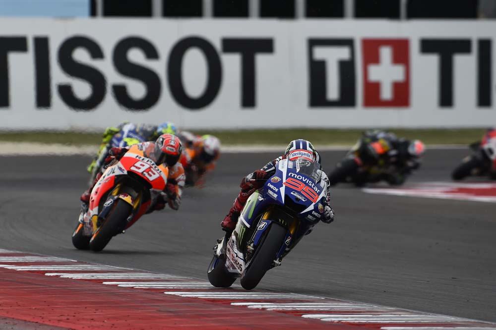 Las fotos del GP de San Marino de MotoGP