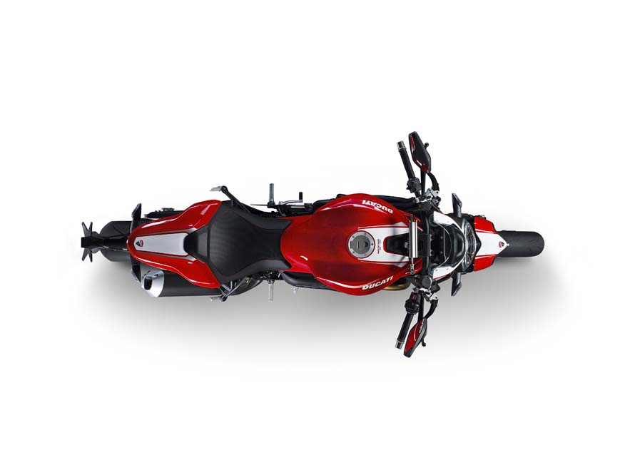 Las fotos de la nueva Ducati Monster 1200 R