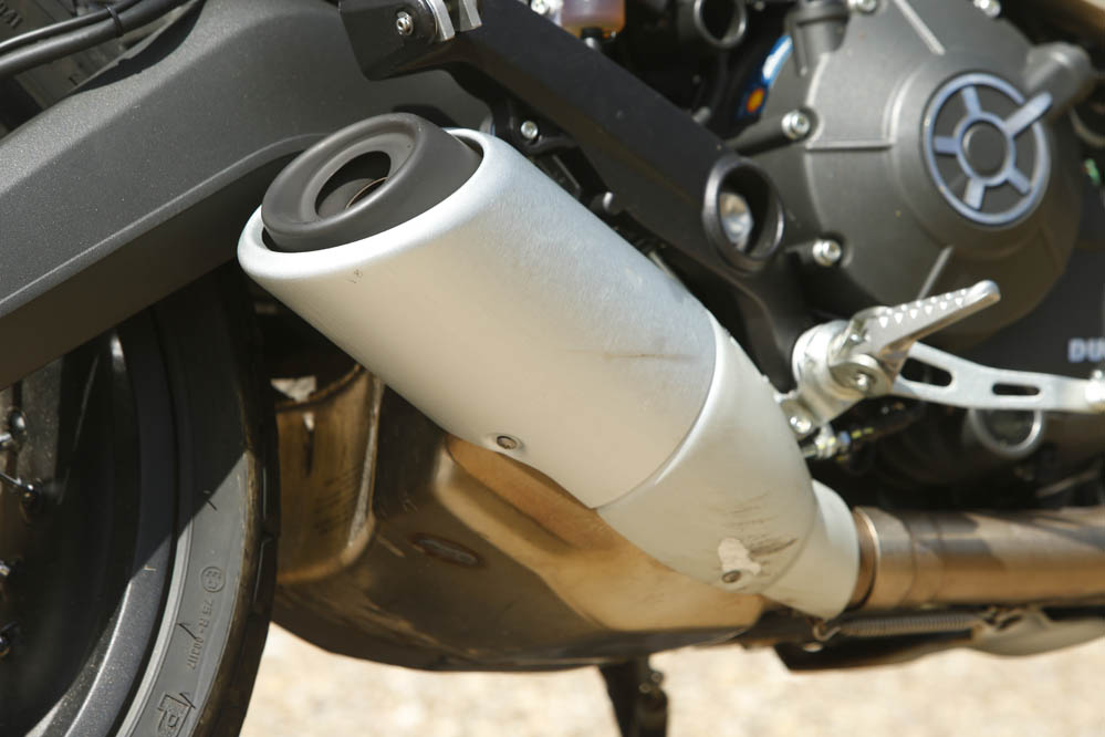Prueba de la Ducati Scrambler Urban Enduro