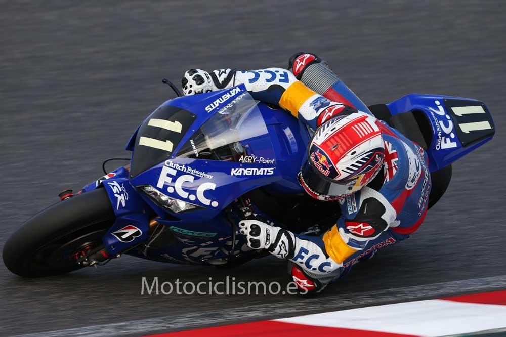 Las motos de Jonathan Rea en imágenes